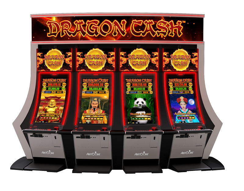 Dragon Cash by Aristocrat low res